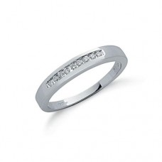 9ct 0.15ct Diamond Eternity Ring