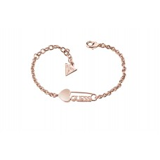 GUESS PIn Up Rose Gold Bracelet