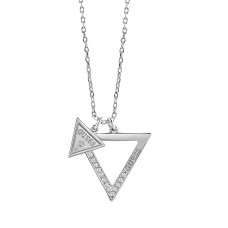 GUESS Iconic 3Angles Necklace