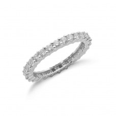 18ct 1ct Diamond Eternity Ring