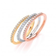 9ct 0.33ct Diamond Eternity Ring