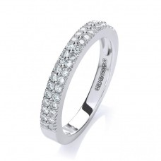 18ct 0.35ct Diamond Eternity Ring