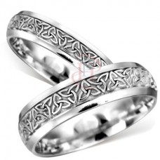 5 mm Celtic LE26 Wedding Ring